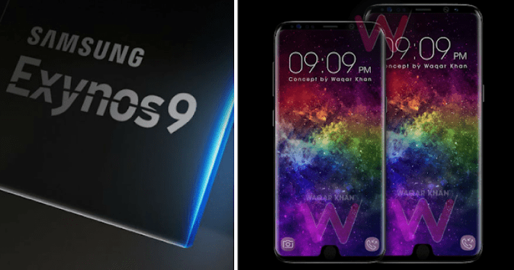 Samsung Galaxy S9 To Have Features Available On iPhone X Plus 2