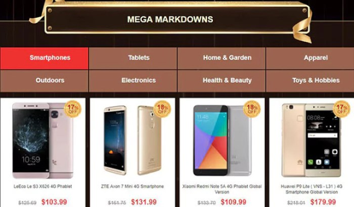Don't Miss Out On GearBest's New Year Discounts - Up To 65% Off Gadgets And Smartphones 5