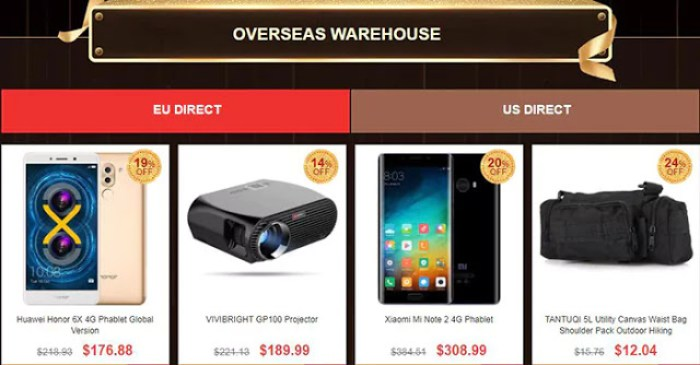 Don't Miss Out On GearBest's New Year Discounts - Up To 65% Off Gadgets And Smartphones 6