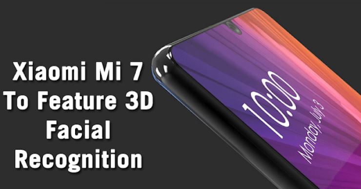 Xiaomi Mi 7 May Dump Fingerprint Scanner And Use Face ID Instead 2