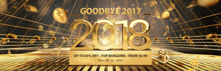 Don't Miss Out On GearBest's New Year Discounts - Up To 65% Off Gadgets And Smartphones 2