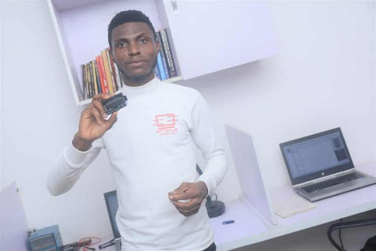 Interview With Olayiwola Ayinde - A Robotics Engineer And Programmer 5