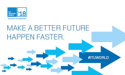 Innovation for A Smarter World: Join The ITU Telecom World 2018 Conference 8