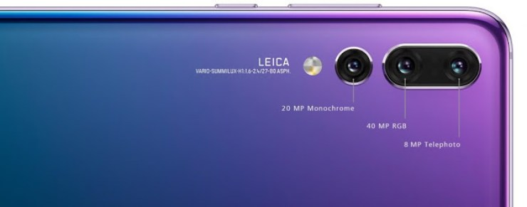 Meet The Huawei P20 Pro - The World's First 6.1 Inch  Smartphone With 3 Cameras 3
