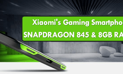 Xiaomi Is Launching A Gaming Smartphone With 256GB Storage and 8GB RAM 4