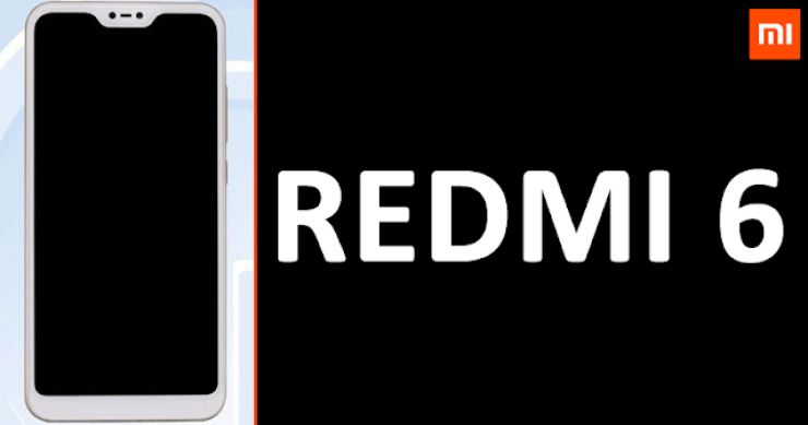The Xiaomi Redmi 6 Will  Come With A Notch Like The iPhone X 2
