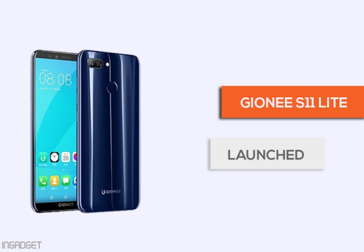 Gionee Unveils New Devices - Gionee F205 & Gionee S11 Lite -See Price And Specifications 4