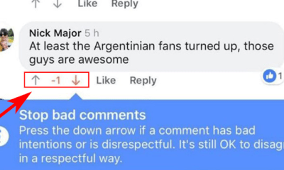 Facebook Working On Plans To Add The Downvote Button Soon 1