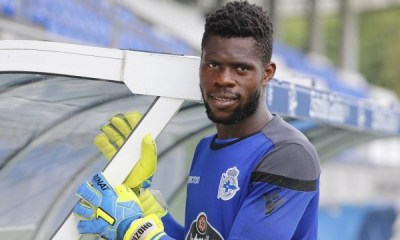 """See How Old Microsoft's Age Guesser Thinks Nigeria's 19 Year Old Goal Keeper """"Really"""" Is? 29"""