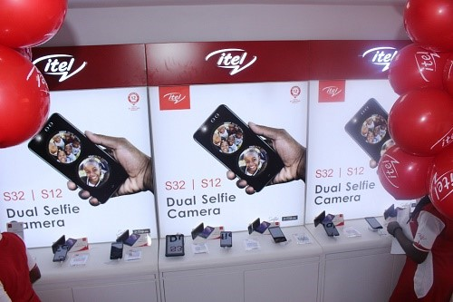 Itel Mobile Launches First Ever Exclusive Store In Lagos 2