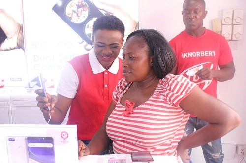 Itel Mobile Launches First Ever Exclusive Store In Lagos 3