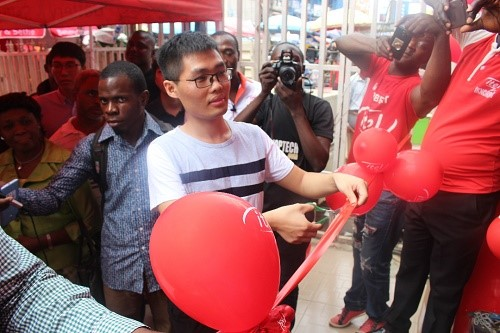 Itel Mobile Launches First Ever Exclusive Store In Lagos 5