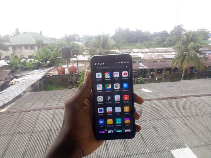 The Budget Phone Killer : The iTel P32 - Full Review, Unboxing And Price In Nigeria 44