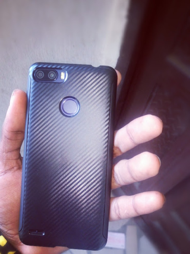 Check Out The iTel P32 Smartphone - An Affordable Smartphone With A Massive Battery - Unboxing And First Impressions 4