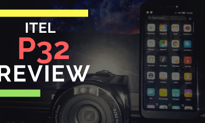 The Budget Phone Killer : The iTel P32 - Full Review, Unboxing And Price In Nigeria 41