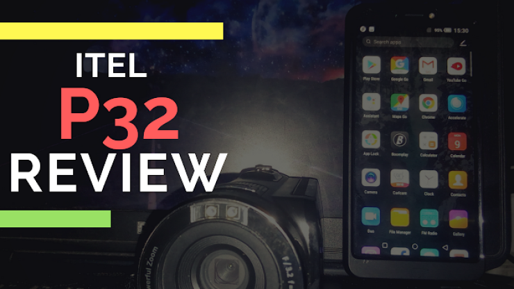The Budget Phone Killer : The iTel P32 - Full Review, Unboxing And Price In Nigeria 32