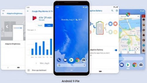 Android P Is Now Officially Released And Sadly It's Not Android Peppermint or Android Puff Puff 2
