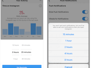 Facebook And Instagram Adds Time Management Feature To Stop People From Wasting Time While Using Their Apps 17