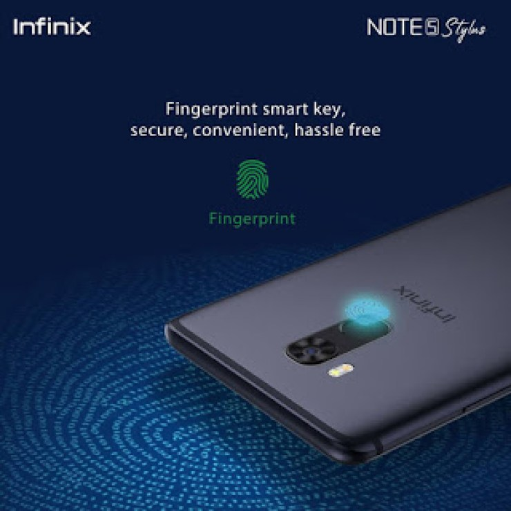 Infinix Note 5 Stylus Review, Specifications and Price in Nigeria 7