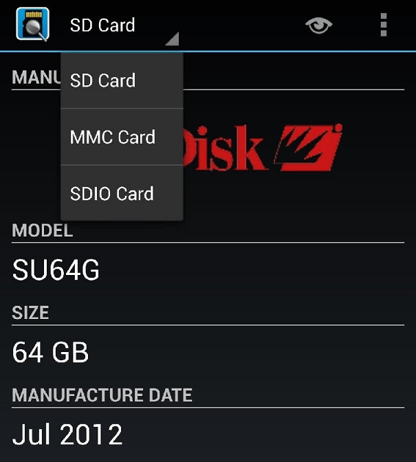 How To Check If Your Smartphone's Memory Card (SD Card)  is Original with Just An App 4