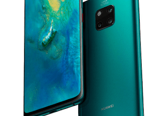 Check Out The Powerful Huawei Mate 20 Pro Smartphone - Full Specifications and Price In Nigeria 1