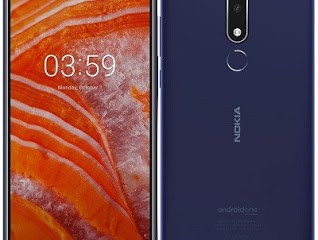 Nokia 3.1 - An Affordable Phone With A Big Battery : See Specifications And Price 5