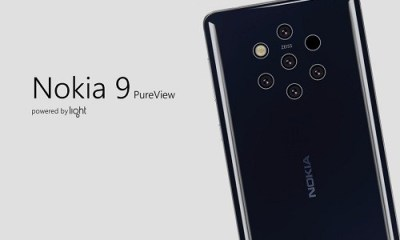 Stunning Or Simply Ugly ?  Nokia Is Releasing A Phone With 5 Cameras 7