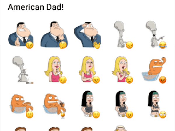 Download WhatsApp Stickers - The Largest Library Of Whatsapp Stickers 5