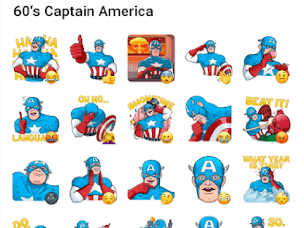 Download WhatsApp Stickers - The Largest Library Of Whatsapp Stickers 4