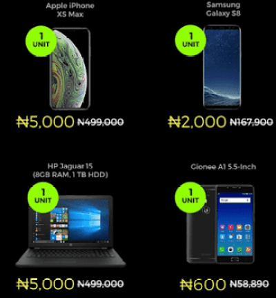 How To Get A Samsung Galaxy S8 For N2000 On Jumia Black Friday 2