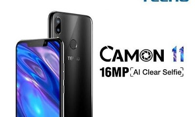 Tecno Camon 11 and Camon 11 Pro Launched - See Full Specifications And Price 4