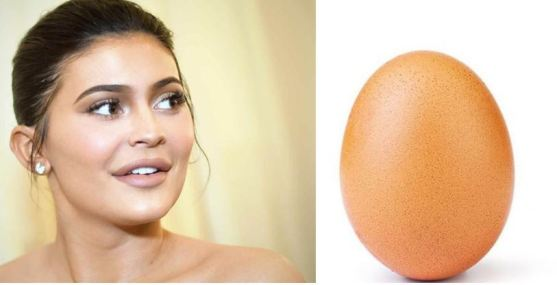 """This """"Egg"""" Has More Likes Than Every Celebrity In The World 2"""