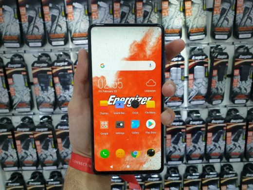 Energizer P18K Pop - Phone With Biggest Battery In The World