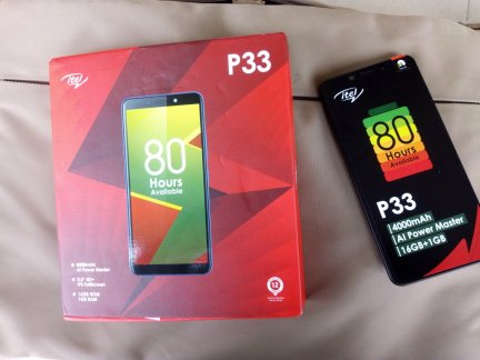 Exclusive: Itel P33 Unboxing And First Impressions 3