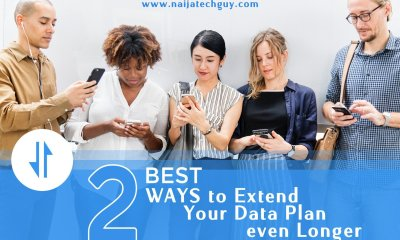 2 Best Ways to Extend your Data Plan 1