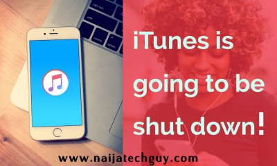 iTunes is going to be shut down officially 23