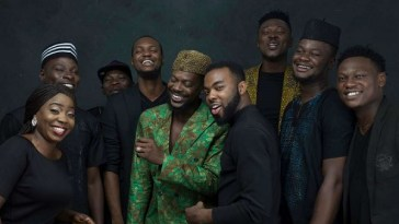 Adekunle Gold and The 79th Element