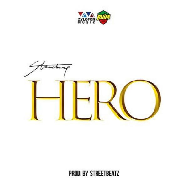 Stonebwoy Hero Artwork