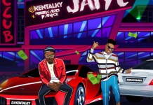 DJ Kentalky Jaiye Artwork
