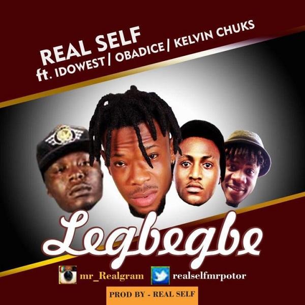 Real Self Legbegbe Artwork