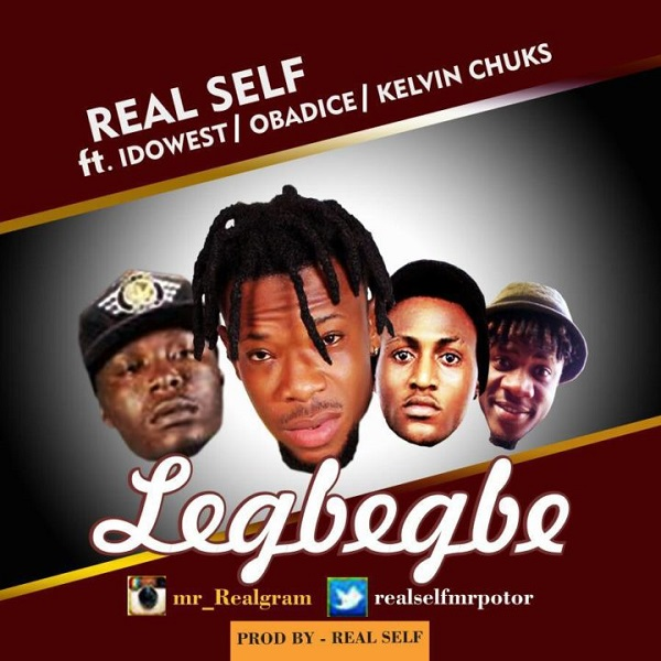 Image result for Mr Real - 'Legbegbe' ft Idowest, Obadice, Kelvin Chuks
