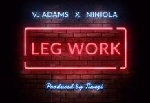 VJ Adams x Niniola Leg Work