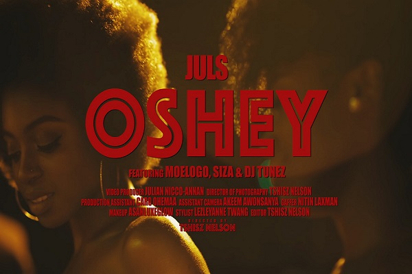 Juls Oshey Video