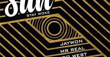 Jaywon Masun (Stay Woke) Artwork