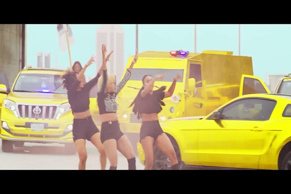 Kcee Bullion Squad Video