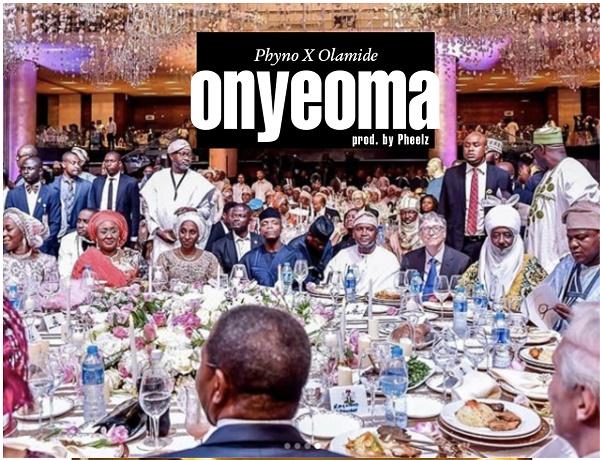 Phyno & Olamide – Onyeoma (prod. Pheelz)