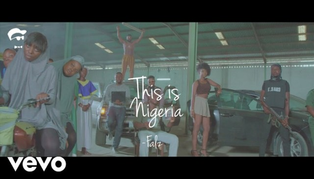 Falz This Is Nigeria Video