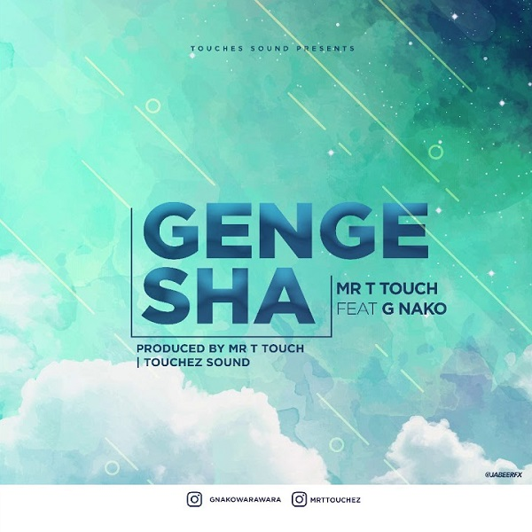 G Nako Gengesha Artwork