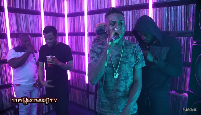 Idowest Freestyle on Tim Westwood Crib Session Video