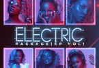 Seyi Shay Electric Package EP, Vol. 1 Artwork